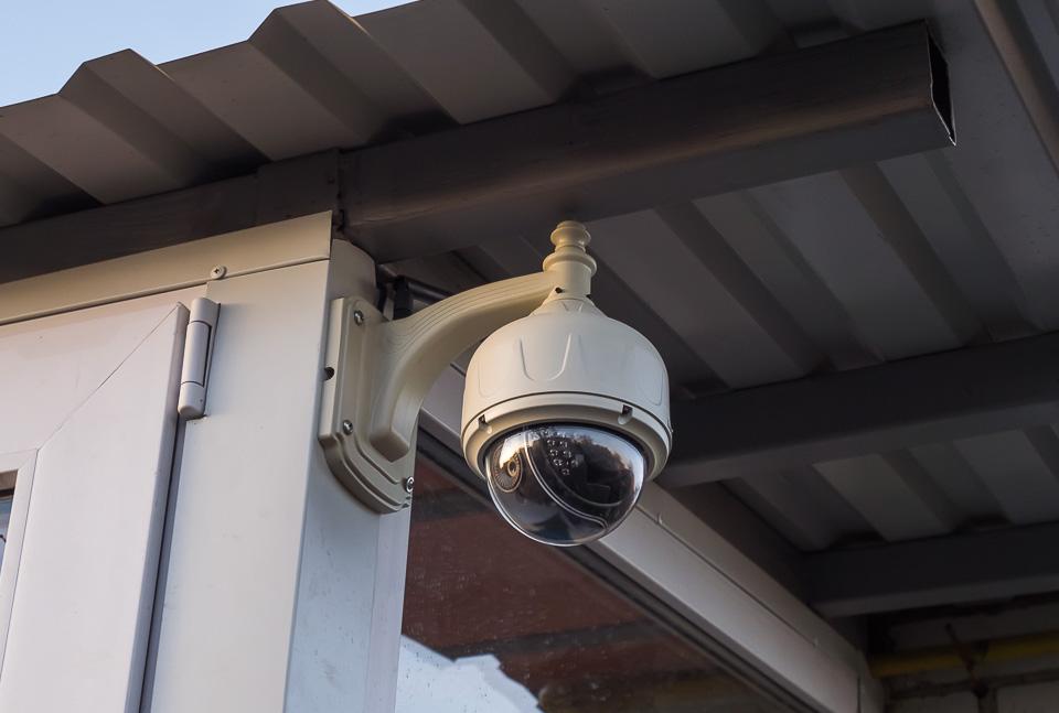 Камера на даче